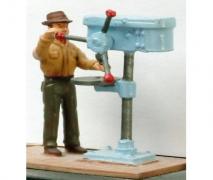 Workman & Drill Press