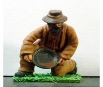 Prospector Kneeling Panning