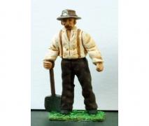 Prospector With A Shovel